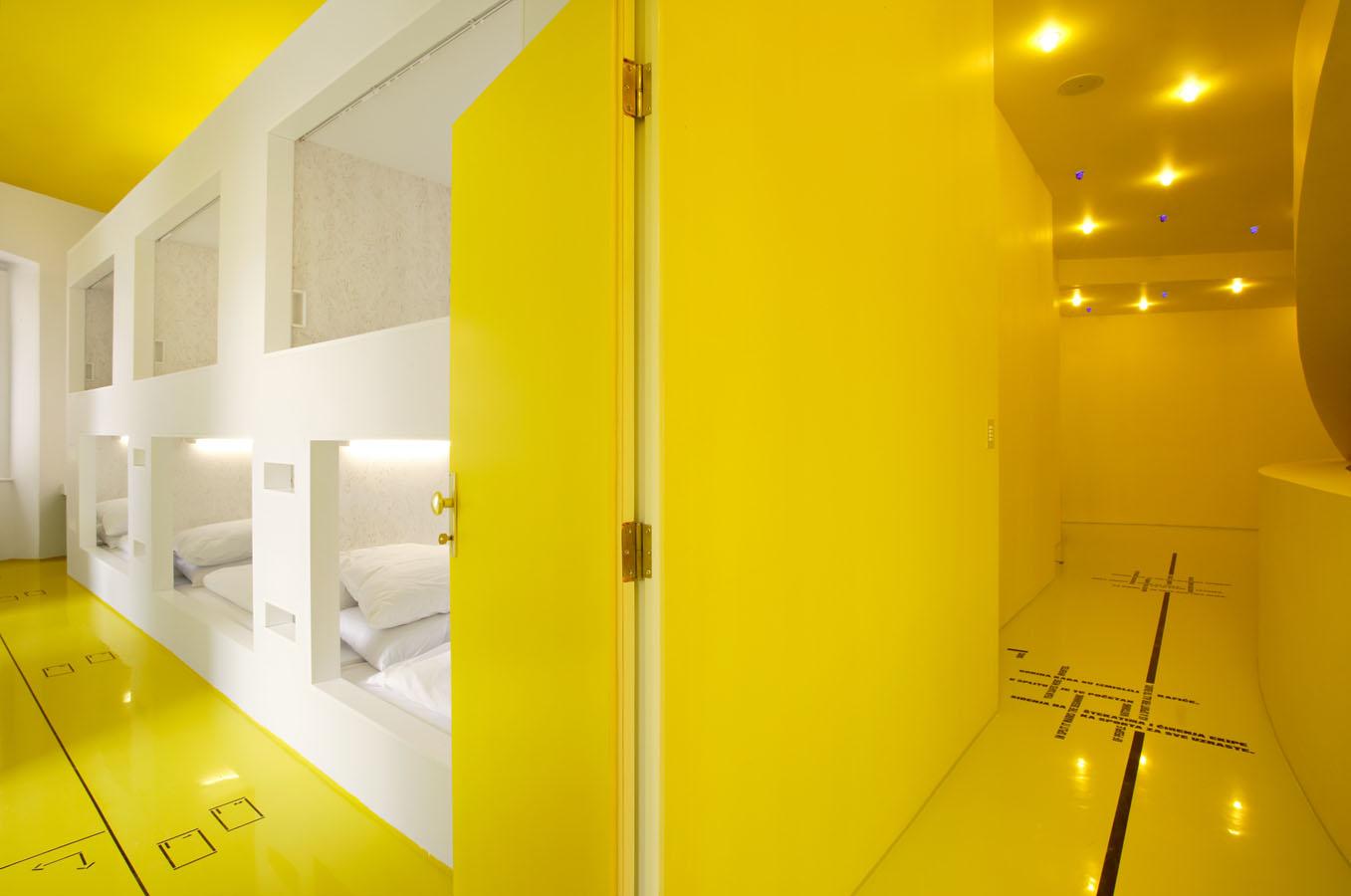hostel golly bossy by studio up 11 Hostel Golly±Bossy By Studio Up
