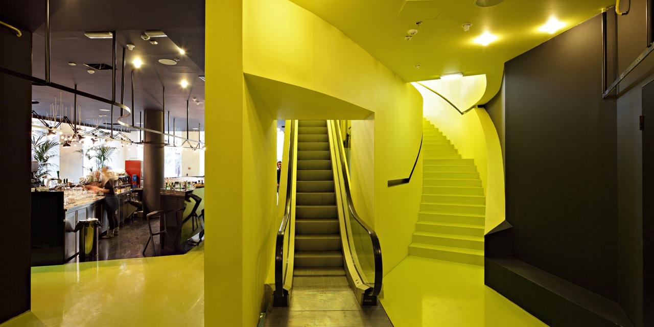hostel golly bossy by studio up 24 Hostel Golly±Bossy By Studio Up