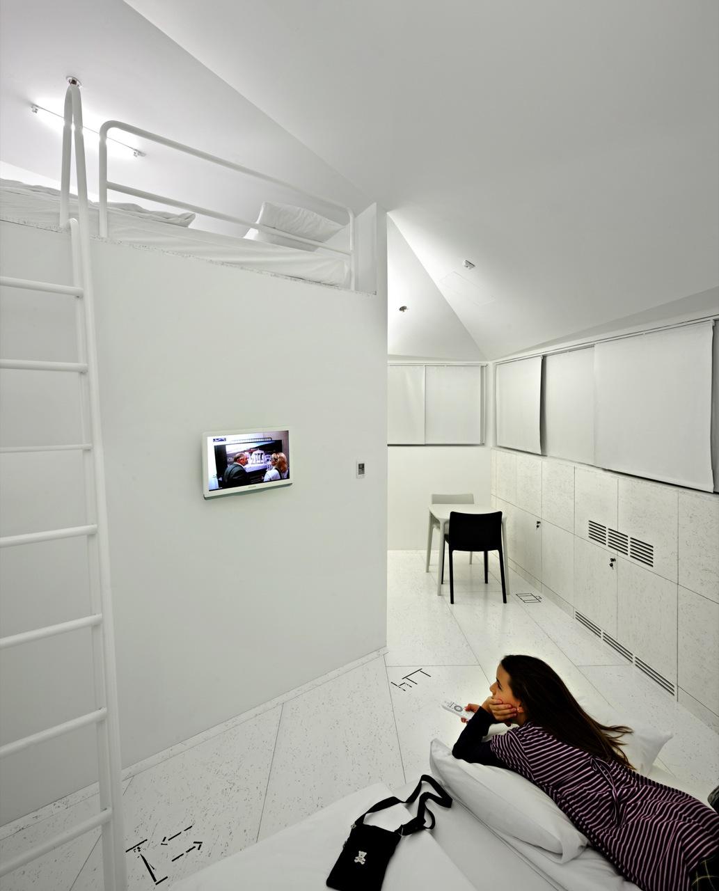 hostel golly bossy by studio up 26 Hostel Golly±Bossy By Studio Up