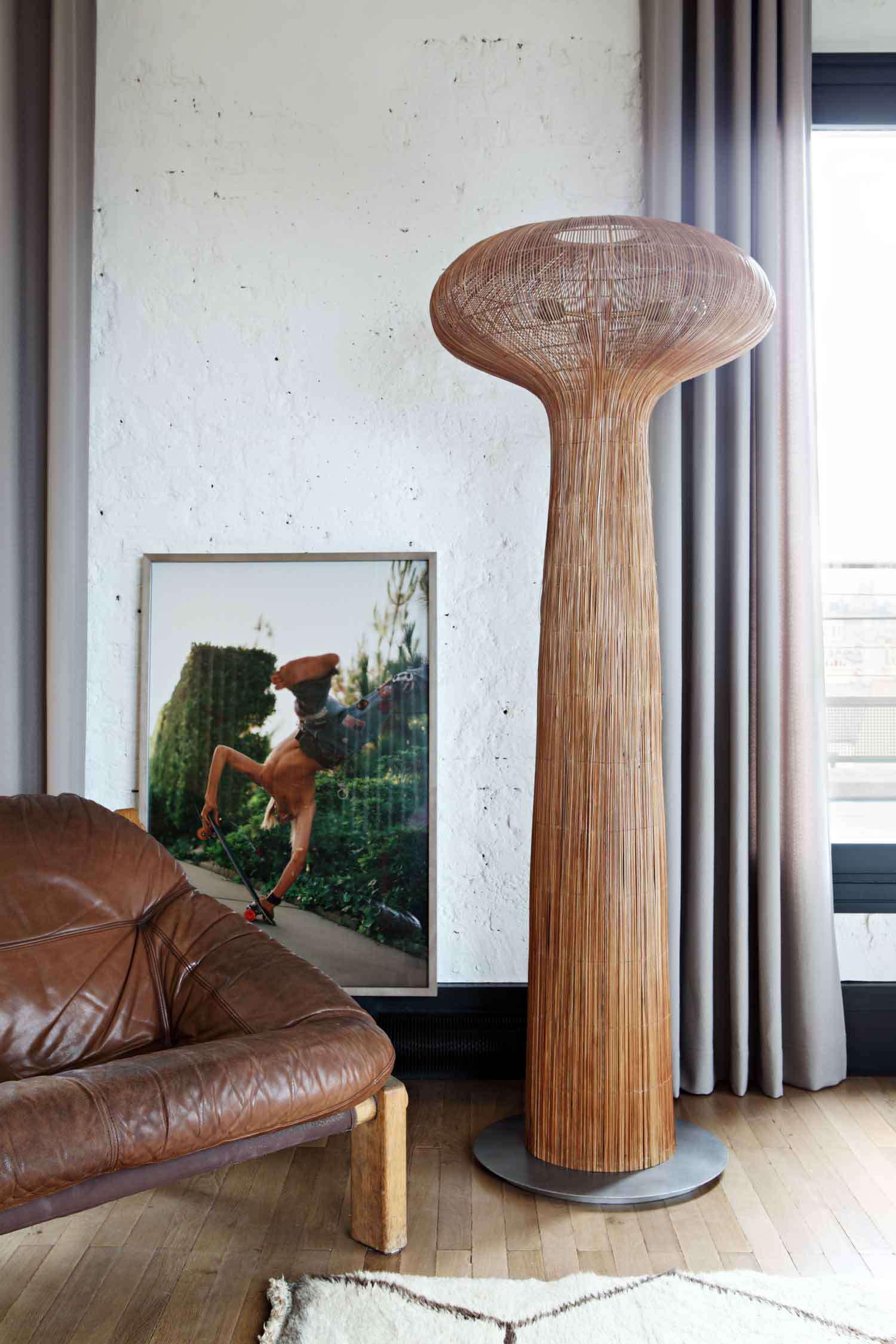 sultry parisian loft 4 Sultry Parisian Loft
