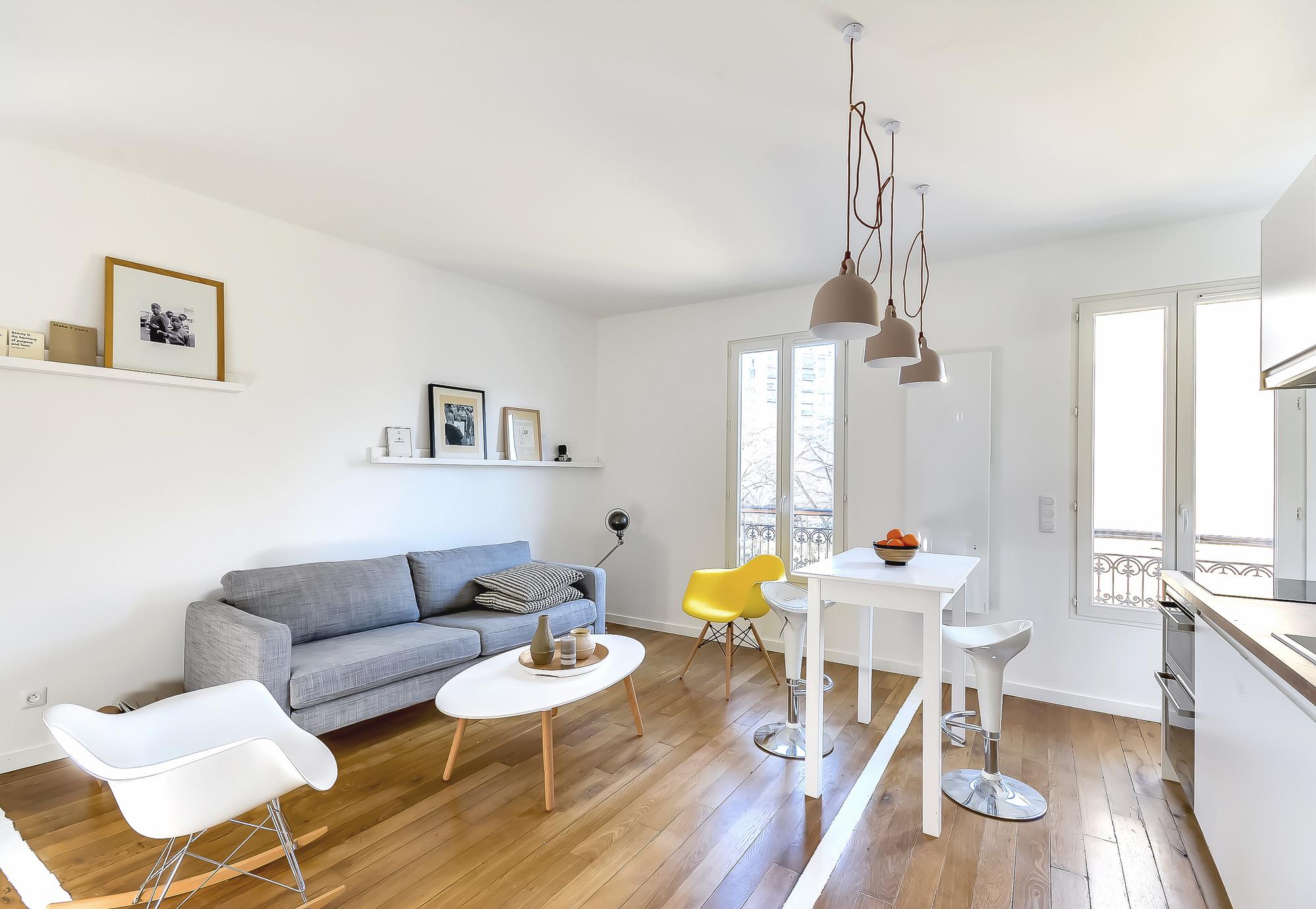 30m2 apartment in paris 4 30m2 Apartment in Paris
