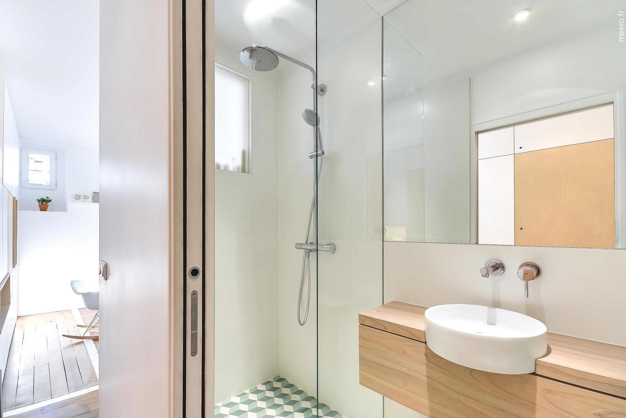30m2 apartment in paris 8 30m2 Apartment in Paris