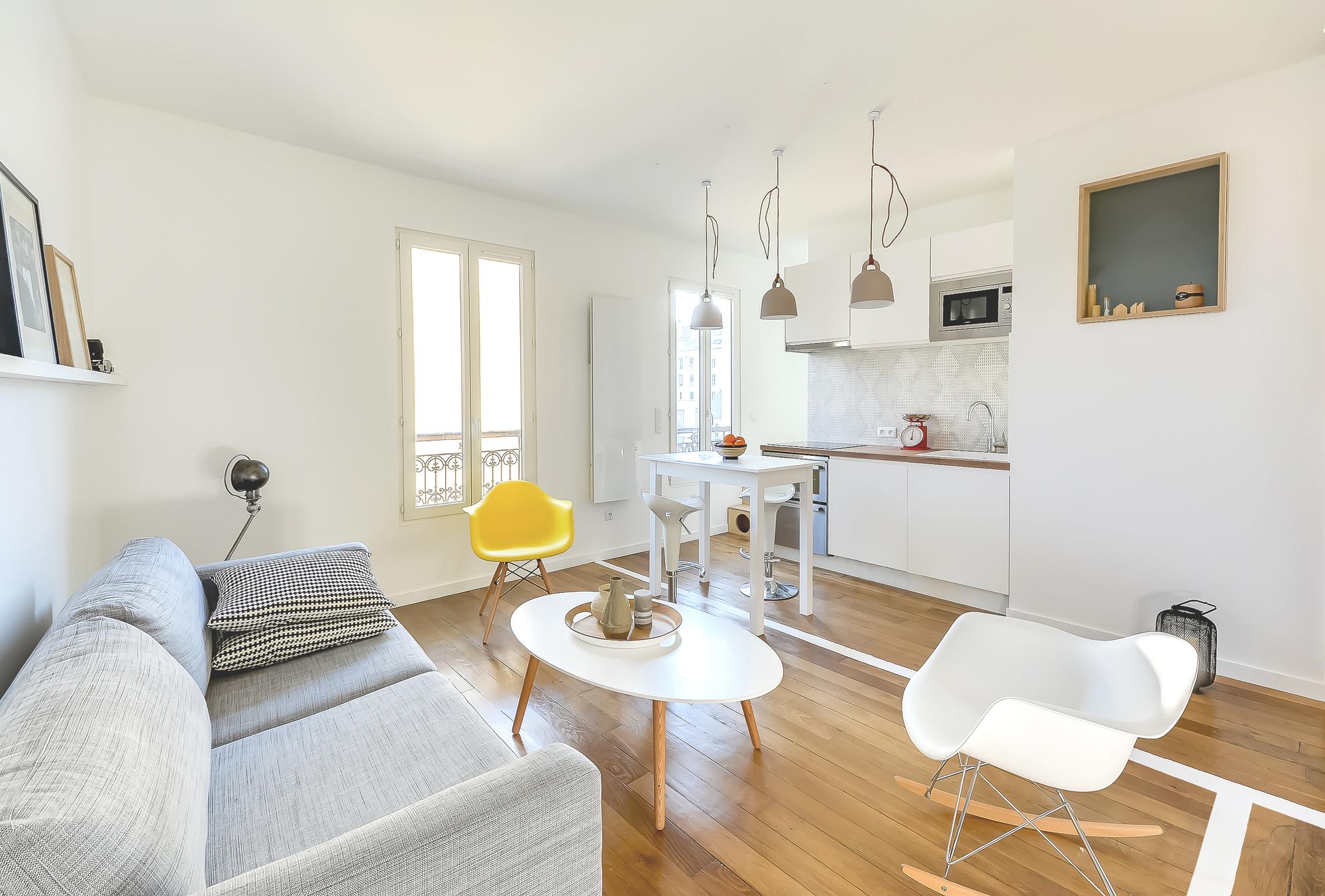 30m2 apartment in paris 30m2 Apartment in Paris