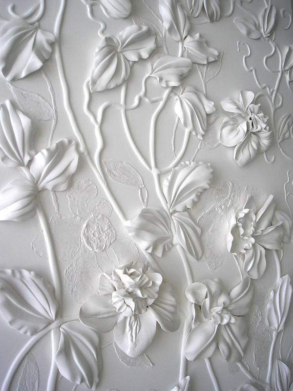4f91dee93246dcad32f0feb92954d7fd 50+ Floral Wallpaper and Mural Ideas