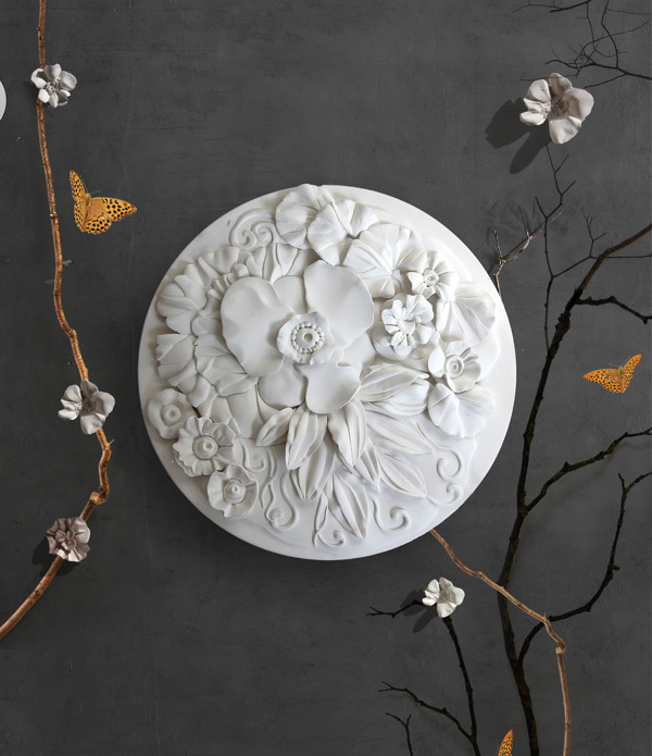 58c10167c77c718df379dea961c349f2 50+ Floral Wallpaper and Mural Ideas