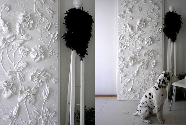 5ff4384a28c284b4bb09fb6a8e2b1561 50+ Floral Wallpaper and Mural Ideas