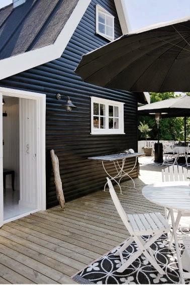 bl3 Black and White Deck Design