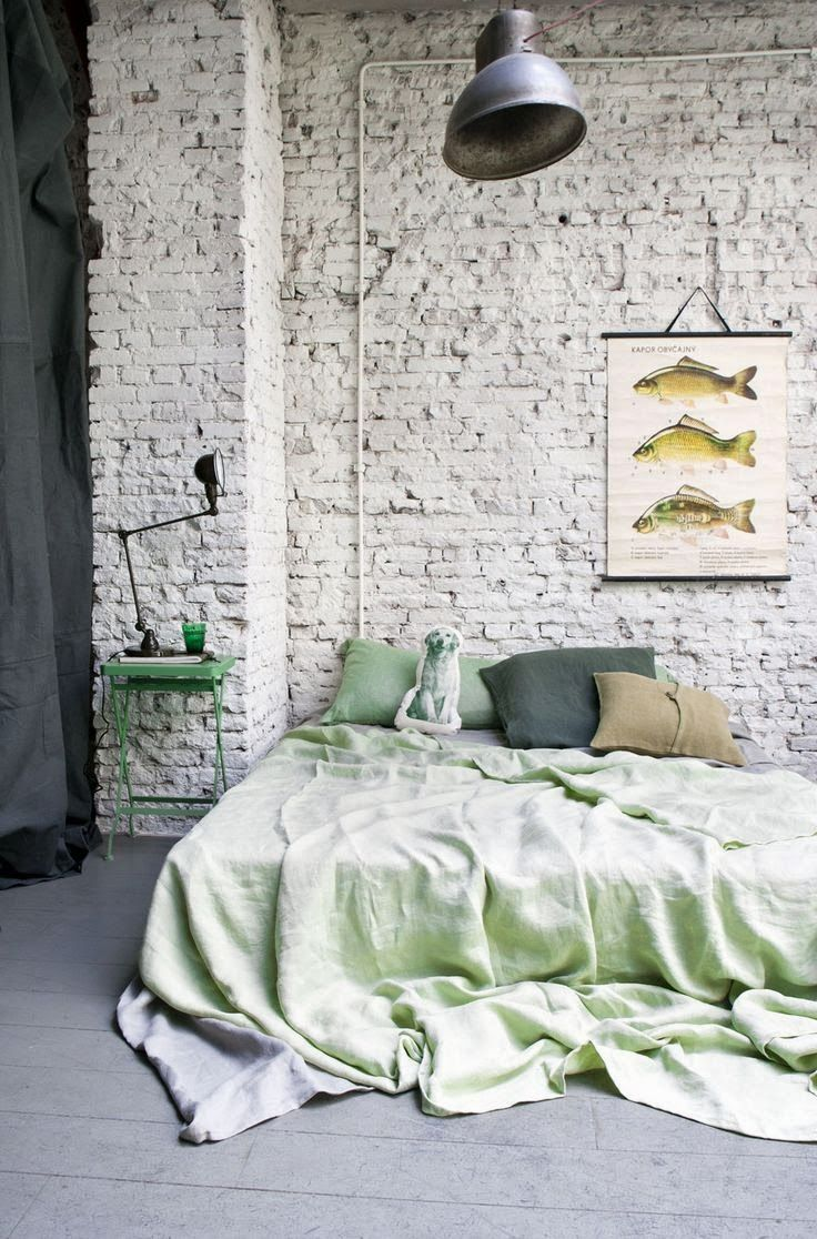 industrial bedroom 50 Awesome Bedroom Ideas