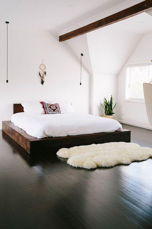 minimalistic bedroom 50 Awesome Bedroom Ideas