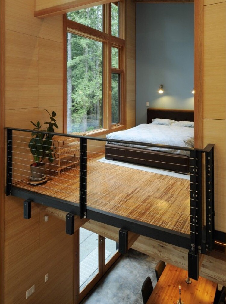north bend house by johnston architects 50 Awesome Bedroom Ideas