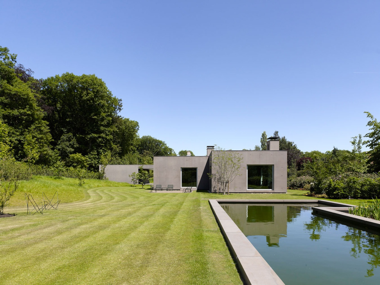 david chipperfield house in deurle Tumblr Collection #15