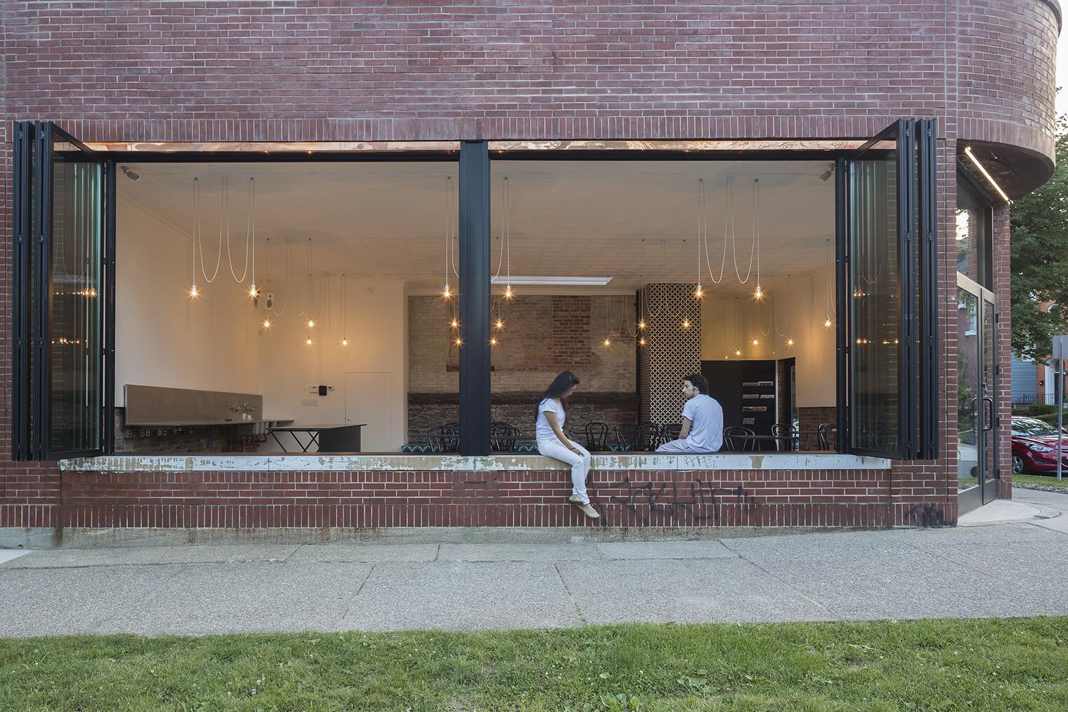 22 cafe fargo Cafe Fargo By Davidson Rafailidis