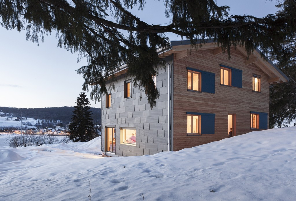 kunik de morsier architectes r cabin 1024x696 How A Snow Melting System Could Benefit Your Home