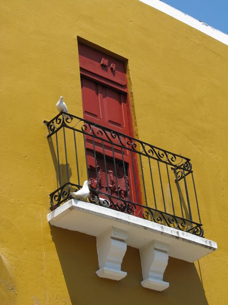 minimal balcony 768x1024 35 Worlds Most Beautiful Balconies