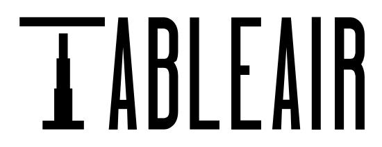 tableair logo550x212 Healthy and sexy TableAir