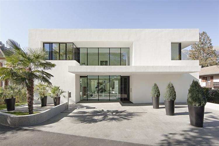 011 house m Modern House by Monovolume