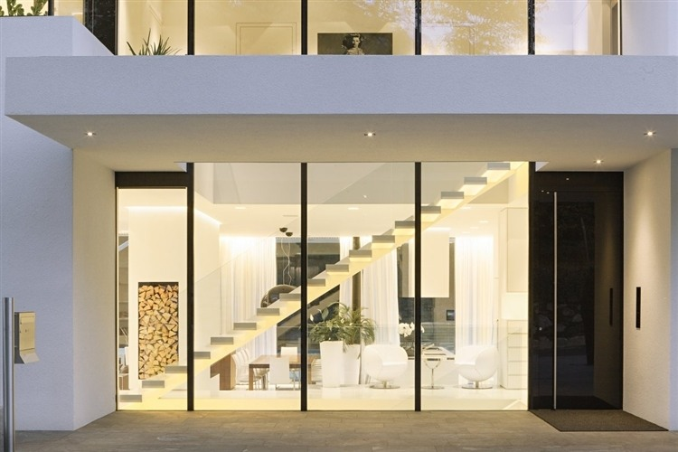 012 house m Modern House by Monovolume