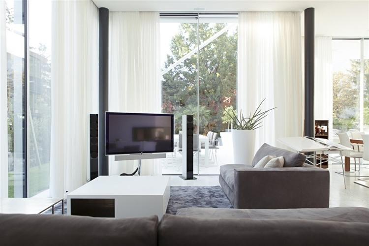 019 house m Modern House by Monovolume