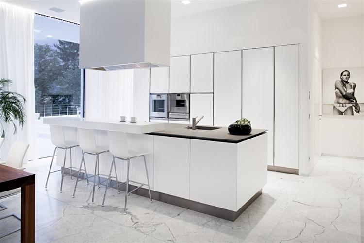 022 house m Modern House by Monovolume