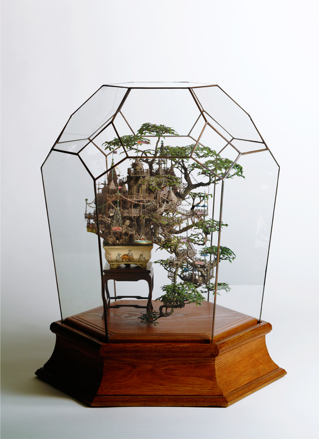 2 aiba bonsai b view21 The Urban Grow   Terrarium