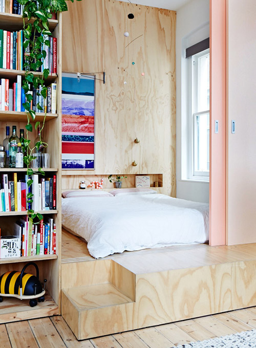 honeyhome bedroom Creative Studio By Clare Cousins
