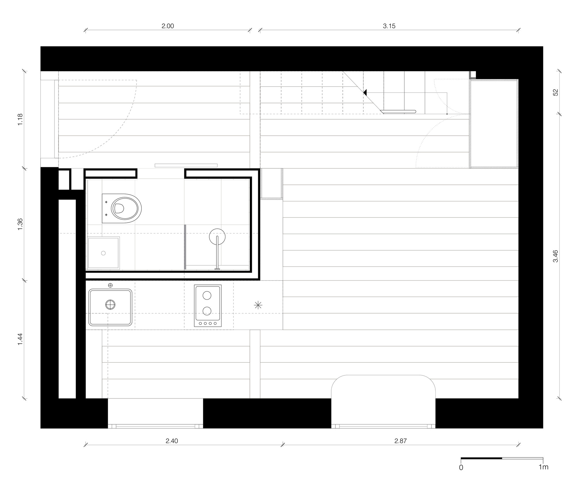 micro apartment in berlin 16 Micro apartment in Berlin