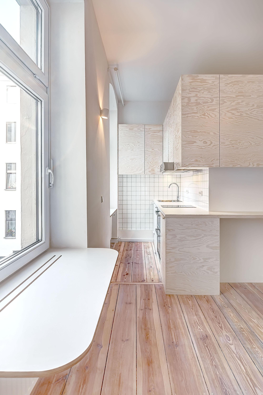 micro apartment in berlin 2 Micro apartment in Berlin