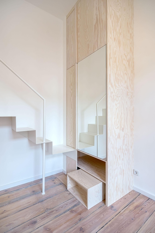 micro apartment in berlin 8 Micro apartment in Berlin