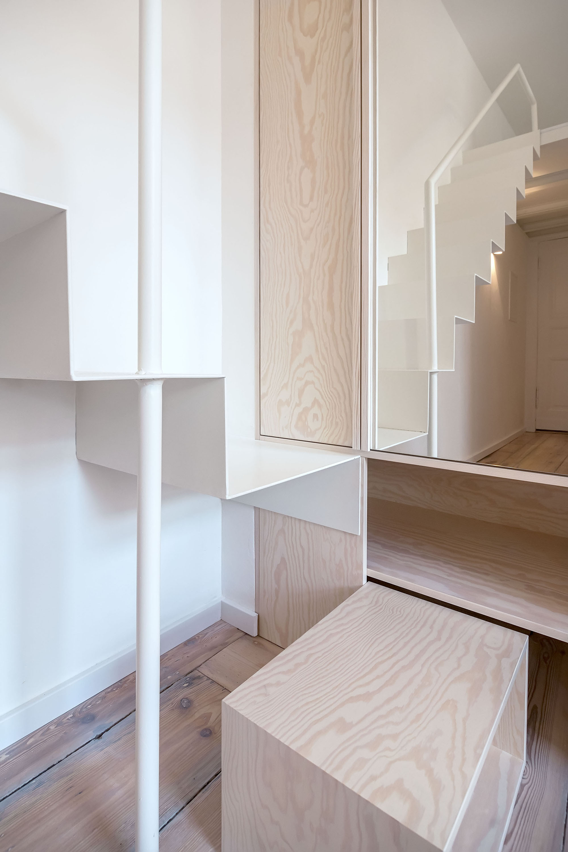 micro apartment in berlin 9 Micro apartment in Berlin