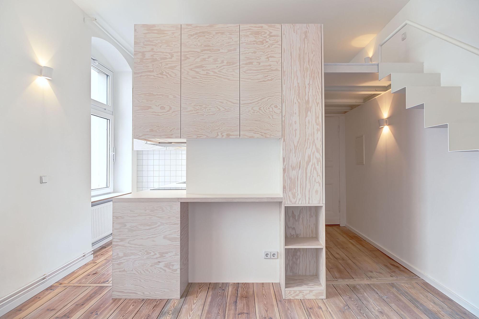 micro apartment in berlin Micro apartment in Berlin