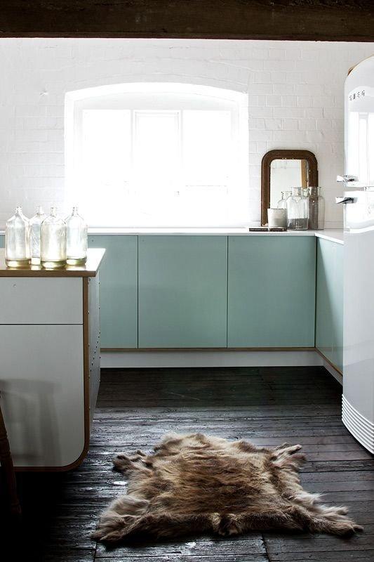 modern kitchen ideas 9 Less is more! Modern kitchen ideas