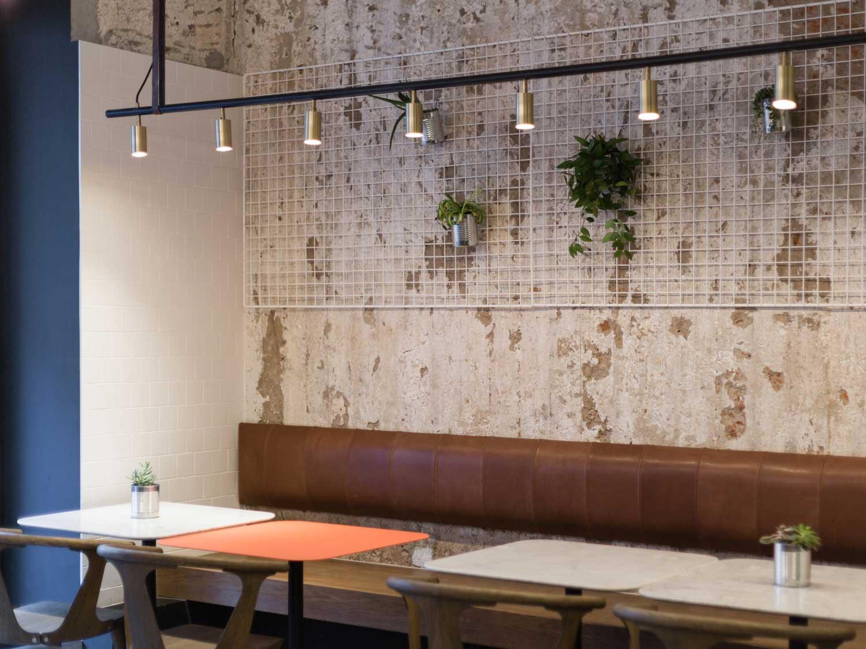 nude coffee and wine bar by form bureau 02 NUDE. COFFEE & WINE BAR BY FORM BUREAU