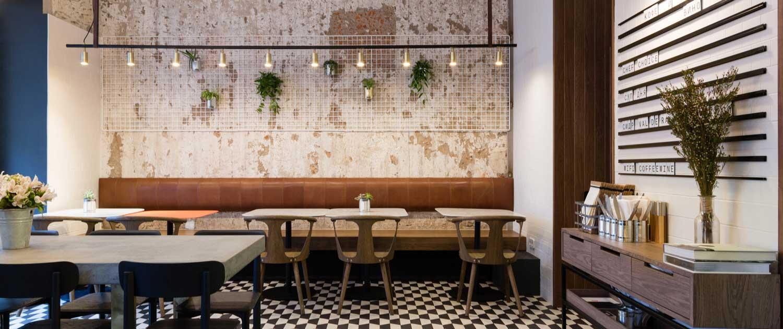 nude coffee and wine bar by form bureau 03 NUDE. COFFEE & WINE BAR BY FORM BUREAU