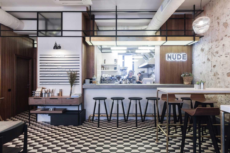 nude coffee and wine bar by form bureau 07 NUDE. COFFEE & WINE BAR BY FORM BUREAU