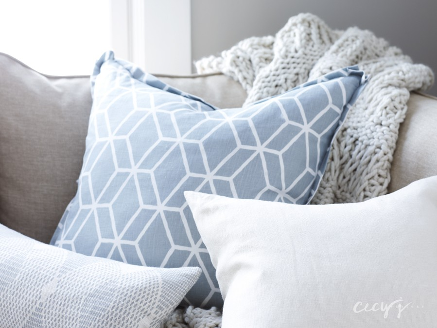 5 pillows v1 899x675 6 Simple Ways You Can Transform Your Dull Living Room