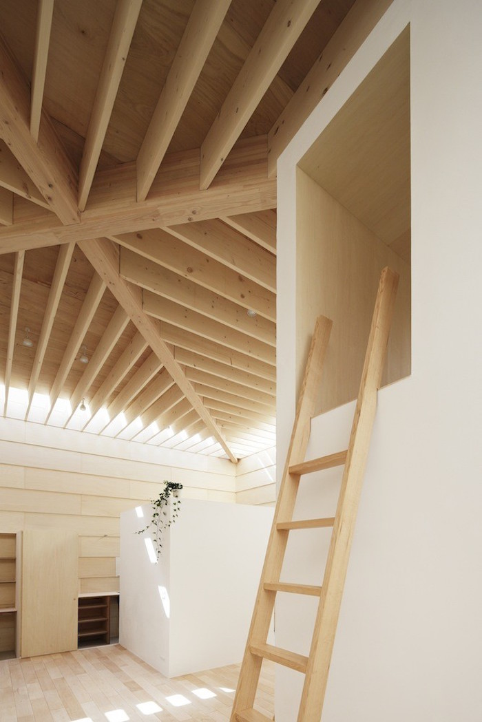 a wooden house in japan filled with natural sunlight 10 A Wooden House In Japan Filled With Natural Sunlight