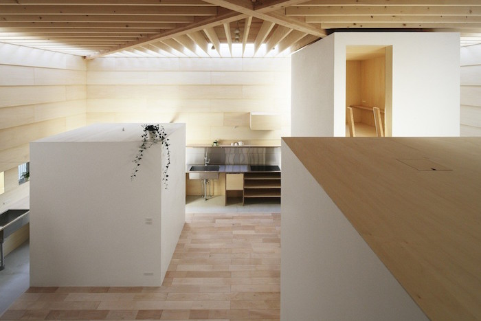 a wooden house in japan filled with natural sunlight 12 A Wooden House In Japan Filled With Natural Sunlight