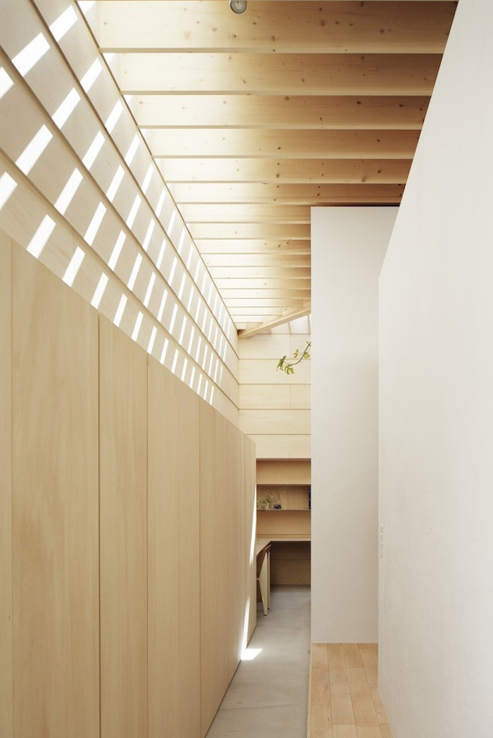 a wooden house in japan filled with natural sunlight 9 A Wooden House In Japan Filled With Natural Sunlight