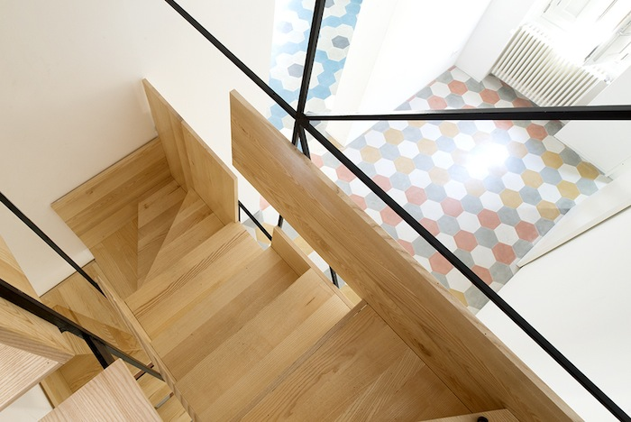 %name Geometric Staircase Designed By Francesco Librizzi