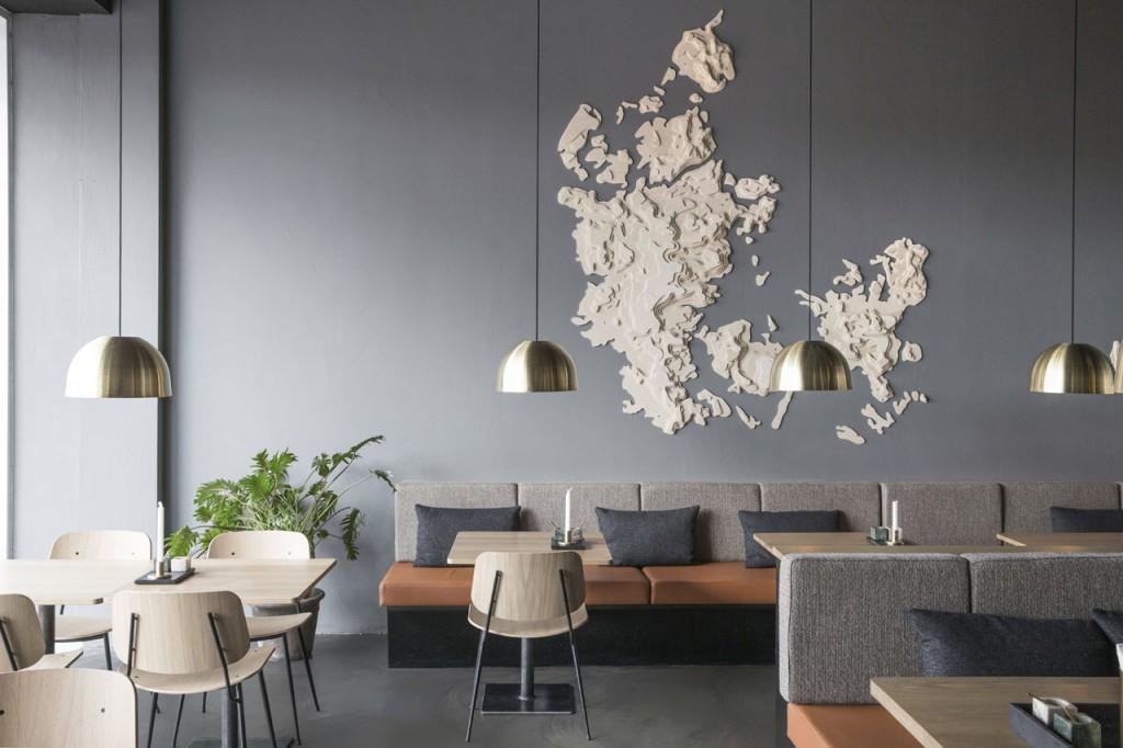 Johannes Torpe Studios Designs a Healthy Fast Food Restaurant