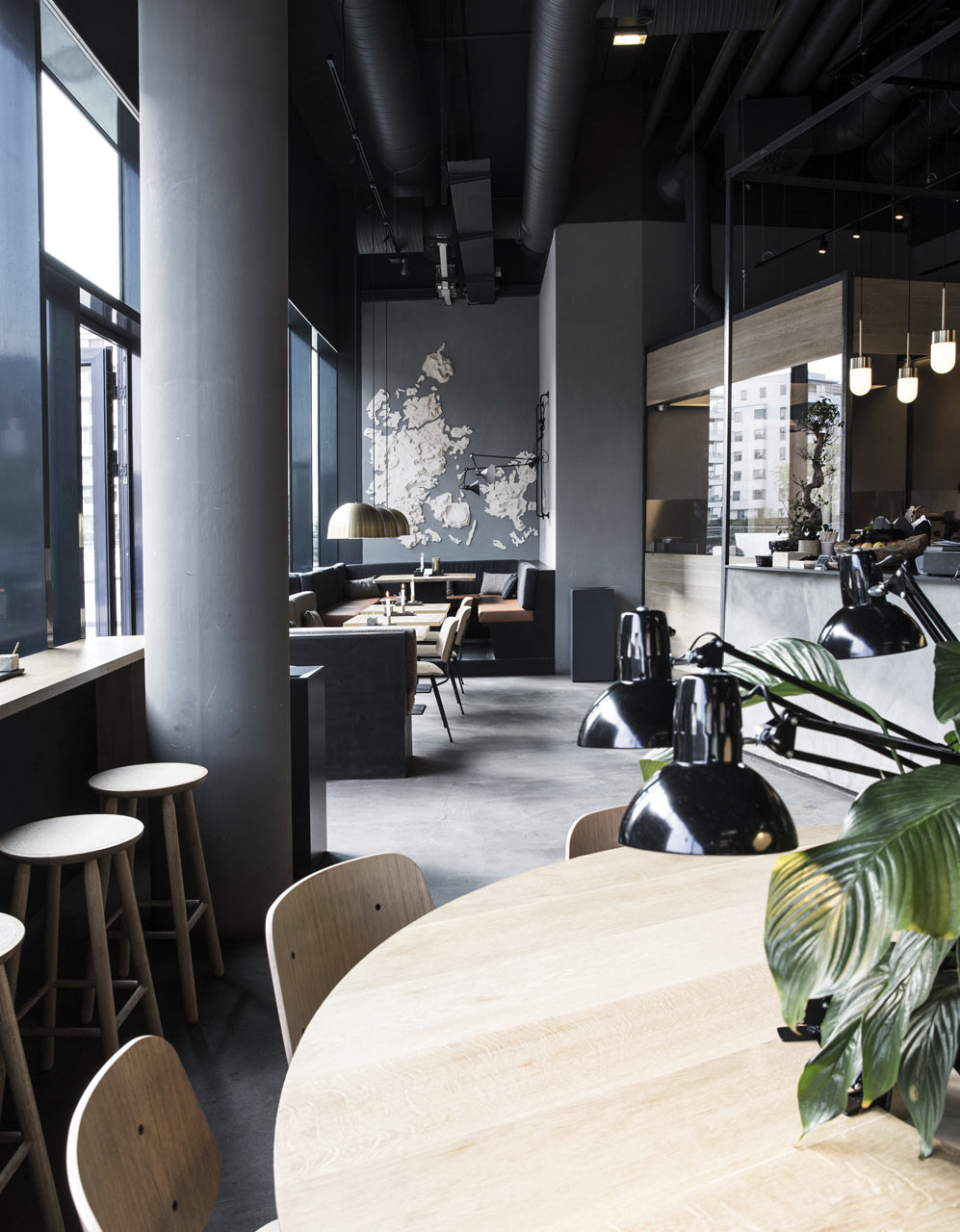 johannes torpe studios designs a healthy fast food restaurant 6 Johannes Torpe Studios Designs a Healthy Fast Food Restaurant