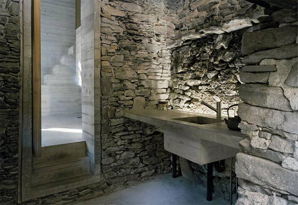 modern age stone house5 Unexpected Old Stone House Interior
