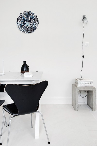 White Apartment | Sweden