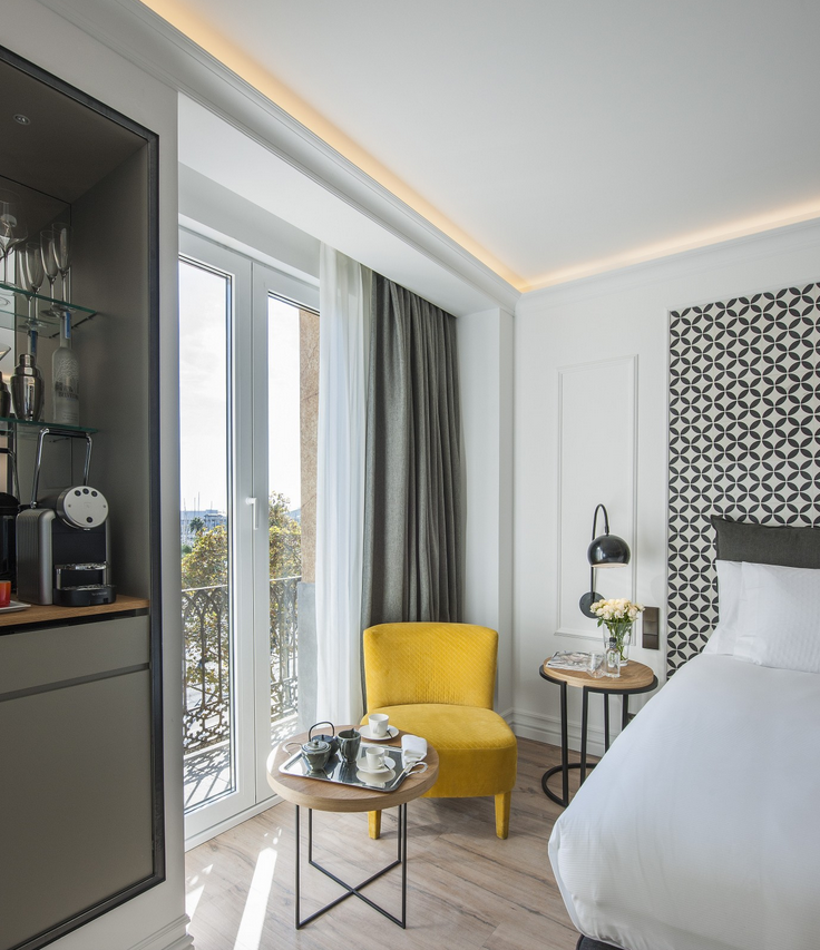the serras hotel in barcelona3 The Serras Hotel in Barcelona