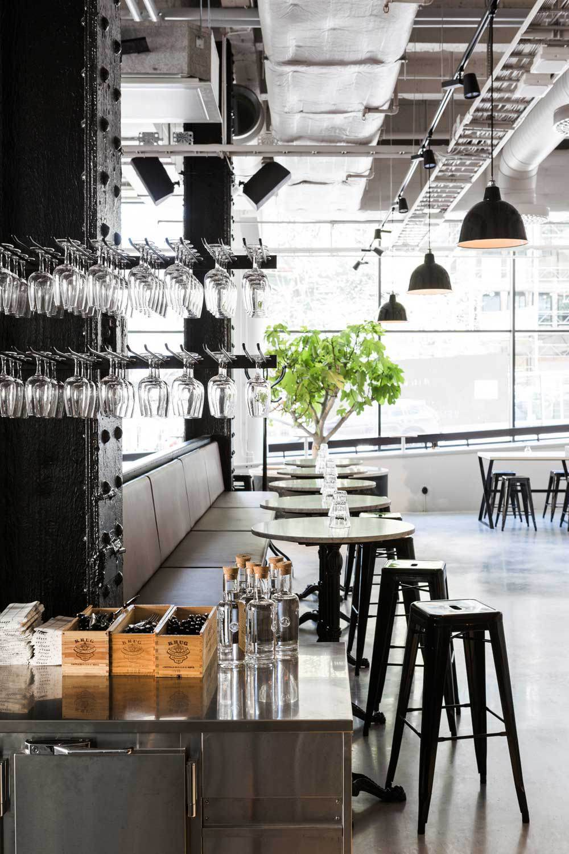 the usine restaurant in stockholm 11 The Usine Restaurant in Stockholm