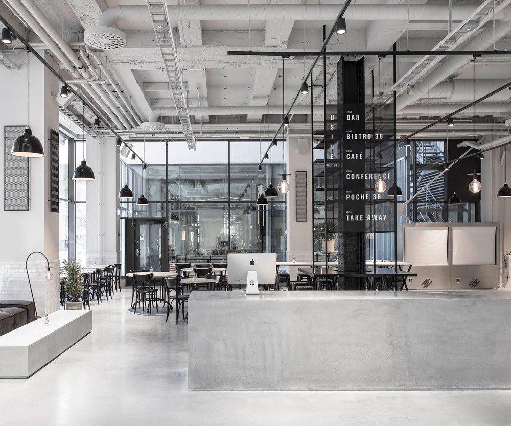the usine restaurant in stockholm 2 The Usine Restaurant in Stockholm