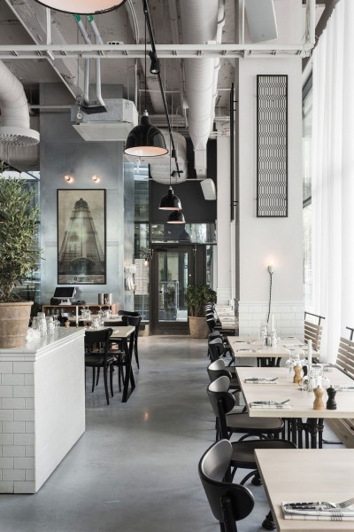 The Usine Restaurant in Stockholm