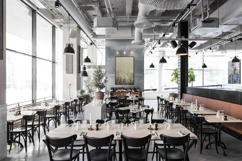 the usine restaurant in stockholm 5 The Usine Restaurant in Stockholm