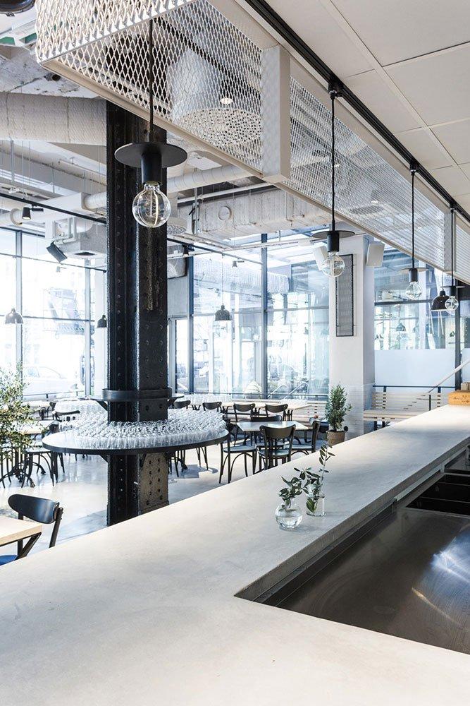 the usine restaurant in stockholm 7 The Usine Restaurant in Stockholm