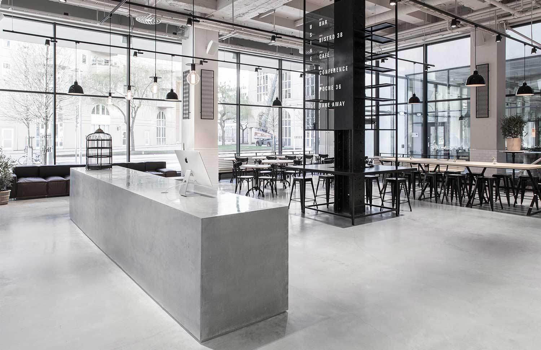 the usine restaurant in stockholm The Usine Restaurant in Stockholm